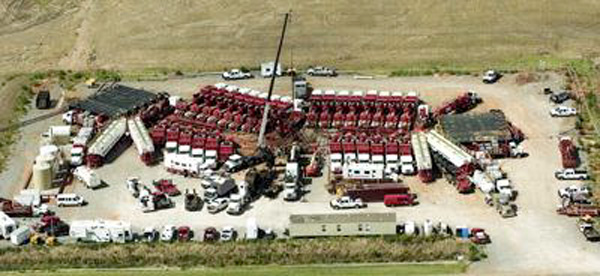 Communication and Protection Solutions for Hydraulic Fracturing Environments