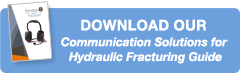 Download Communication Solutions for Hydraulic Fracturing