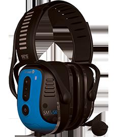 Sensear SM1xSR Two-Way Radio Headset