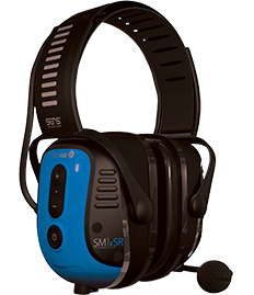 Sensear SM1xSR Two-Way Radio Headset