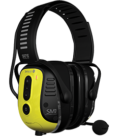 SM1 Two-way Radio Headsets