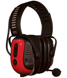 Intrinsically Safe Hearing Protection Communication Headset