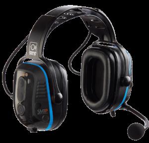 Sensear Smart Headset SM1PW blue