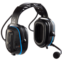 Sensear Smart Headset SM1PW blue