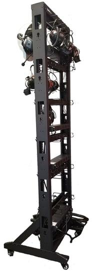 Sensear Charging Rack(angle)