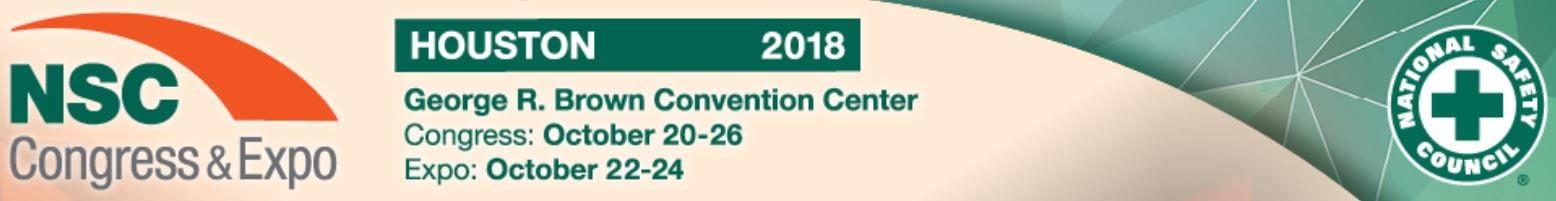 NSC_Expo 2018