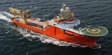 Nor Australis ship