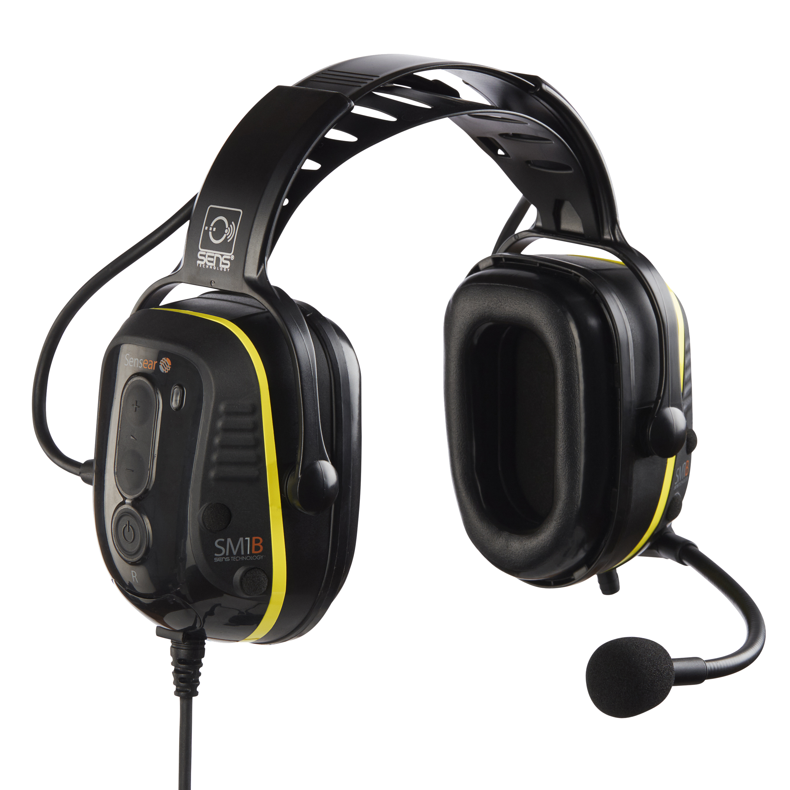 SM1B Two-way Radio Headsets