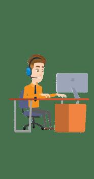Sensear-animated-guy-computer