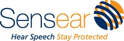Sensear Hear Speech Company Logo