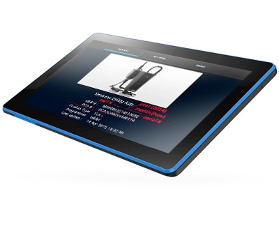 Sensear Lenovo Programming tablet