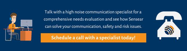 Contact a Sensear specialist today!