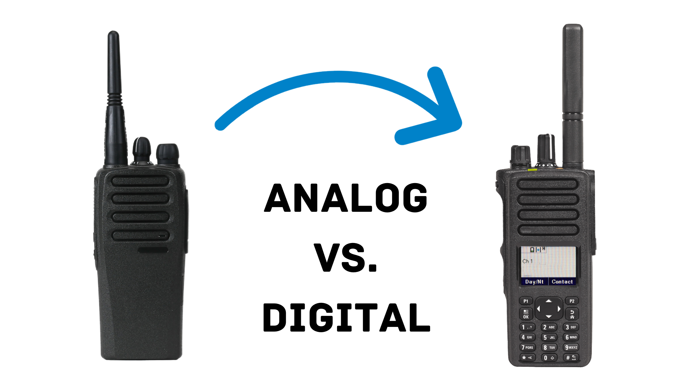 What's the Difference Between Analog and Digital?