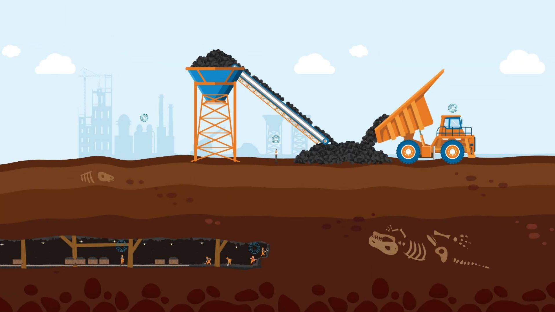 LTE – Improving Safety and Performance in the Mining Industry