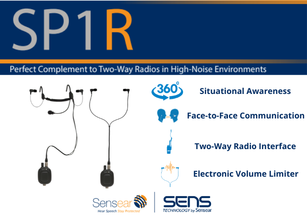 The New SP1R is Now Available